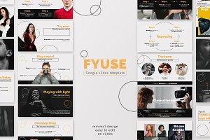 Fyuse Google Slides Presentation