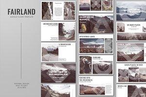 Fairland Google Slides Presentation