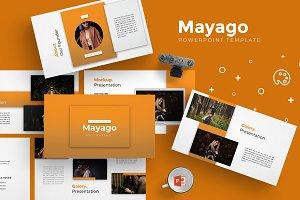 Mayago - Powerpoint Template