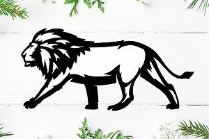 Lion Logo Templete