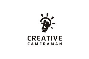 Creative Film / Video Studio Logo