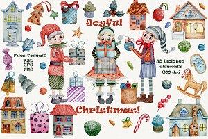 Joyful Christmas!