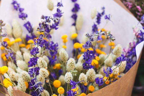 Arts & Entertainment Stock Photos: Edalin's Store - Beautiful spring bouquet