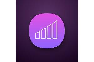 Power level app icon