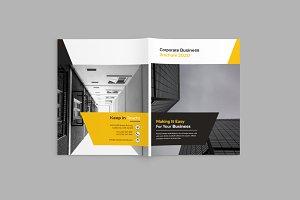 Bizpro - A4 Business Brochure