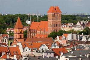 Torun Cityscape