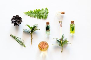 cosmetics from natural ingredients