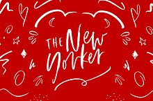 The New Yorker | Font + Extras