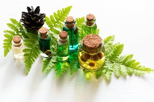 natural cosmetics for face and body