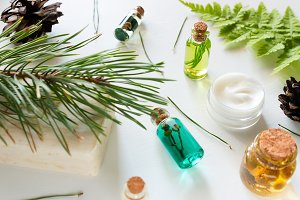 natural oils for face and body care