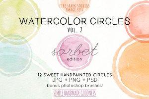 Blank Circles vol 2 - Sorbet