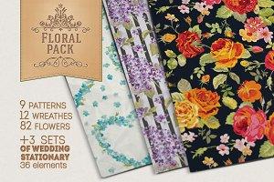 Floral Pack vol 6