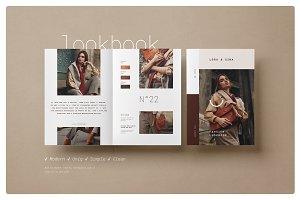 Lookbook / Catalog PSD