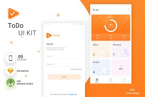 TO DO Ui kit