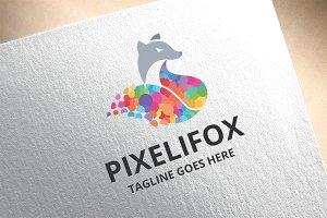 Pixelifox Logo