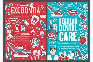 Dental care clinic and dentistry