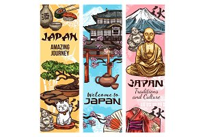 Japan culture tradition symbols