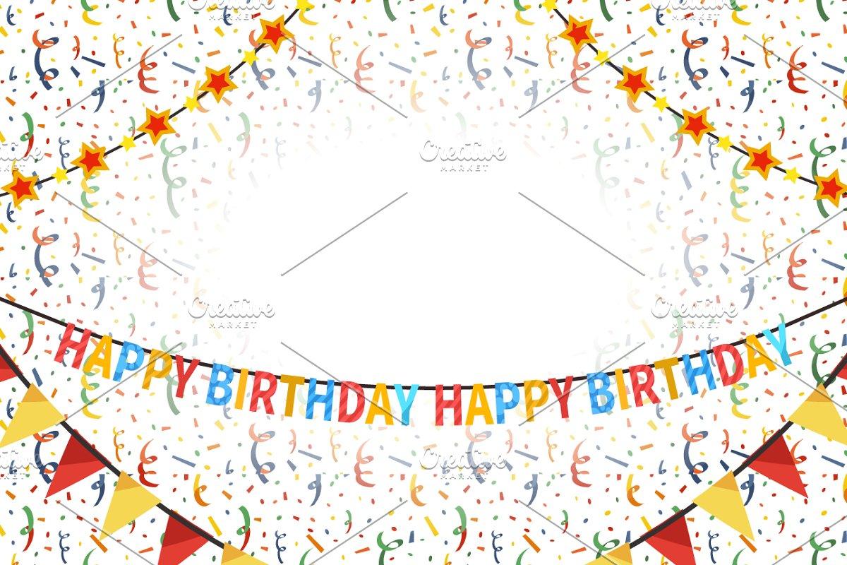 Save Happy Birthday Congratulations