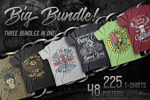Mega T-shirts Bundle