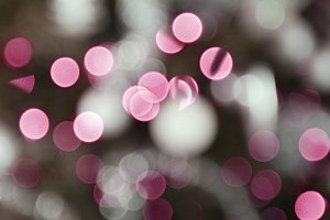 Background of lights