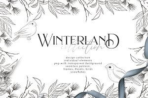 Winterland collection SALE 99%