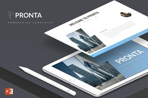 Pronta - Powerpoint Template