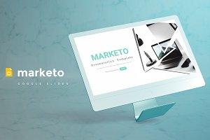 Marketo - Google Slides Templates