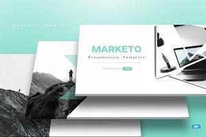 Marketo - Keynote Templates
