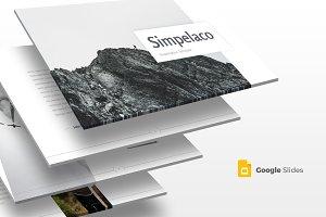 Simpelaco - Google Slides Template