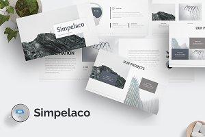 Simpelaco - Keynote Template