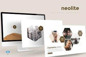 Neolite - Keynote Template