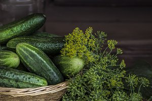 Cooking Cucumber