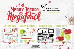 Merry Merry Megapack