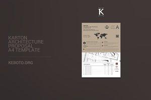 Karton Architecture Proposal A4