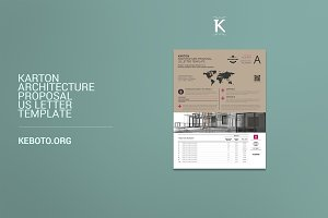 Karton Architecture Proposal USL