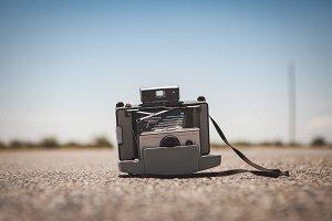 Land Camera on Street