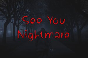 See You Nightmare