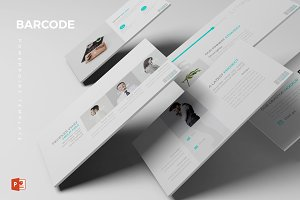 Barcode - Powerpoint Template