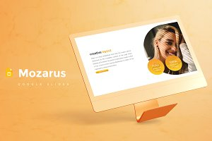 Mozarus - Google Slides Template