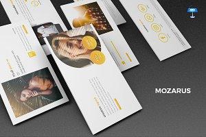 Mozarus - Keynote Template