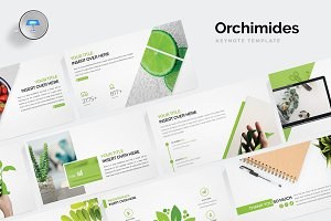 Orchimides - Keynote Templates
