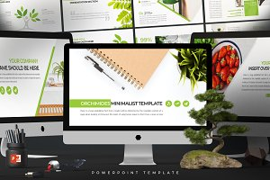 Orchimides - Powerpoint Templates