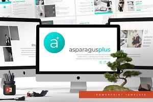 Asparagus+ - Powerpoint Templates