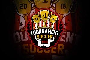 Tournament - Mascot & Esport Logo
