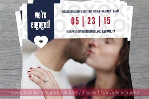 Engagement Announcement Template