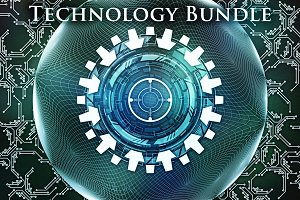 Technology Bundle(Brushes and more)