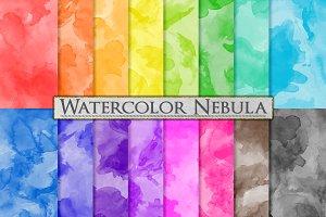 Watercolor Textures - Paint Splatter