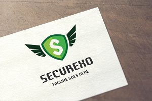Letter S - Securexo Logo