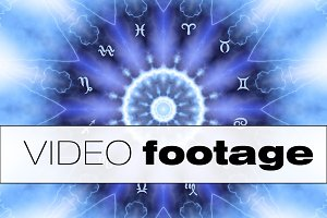 Video with the zodiac circle.