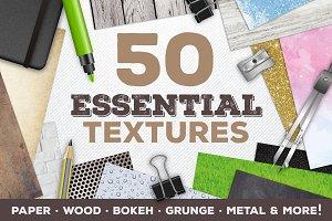 50 Essential Textures